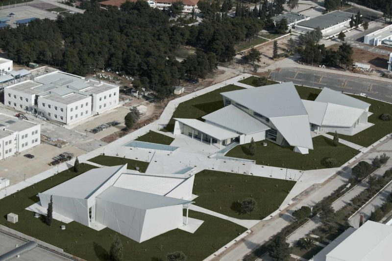 AMPHITHEATER AND LIBRARY COMPLEX AIR FORCE ACADEMY TATOI | 2000 - 1