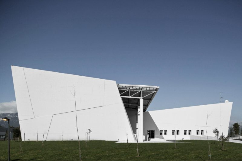 AMPHITHEATER AND LIBRARY COMPLEX AIR FORCE ACADEMY TATOI | 2000 - 11