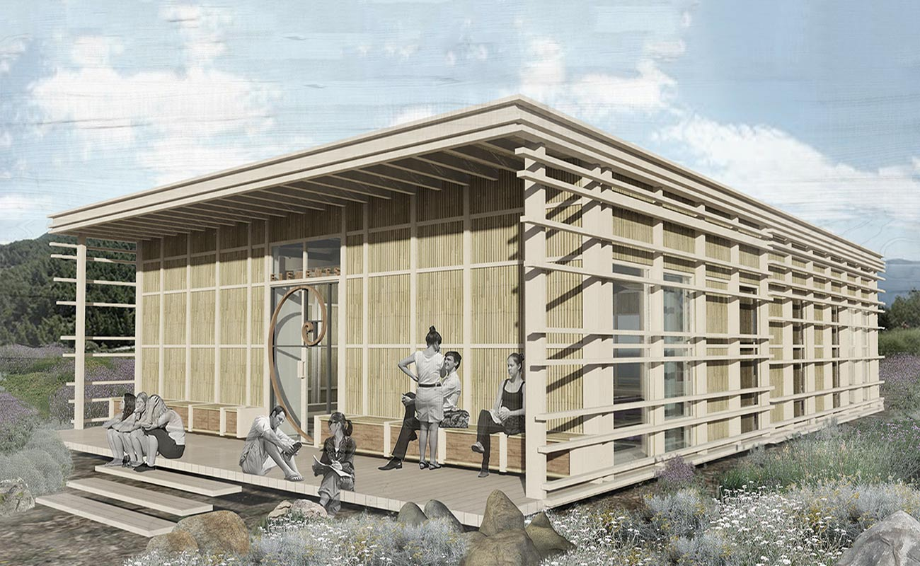 Yoga Hall 2016 Gem Architects